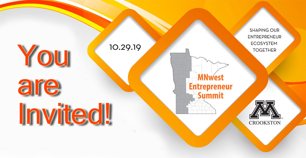 MNwest Entrepreneur Summit - You are invitied!