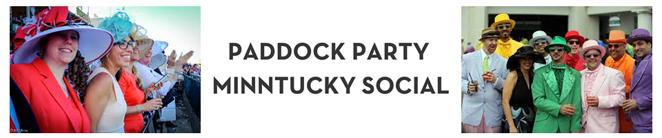 Minntucky Social - Paddock Party