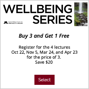Wellbeing Series - Buy 3 and Get 1 Free