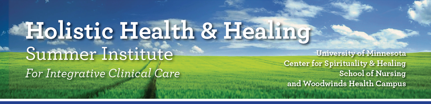 Holistic Health & Healing Summer Institute
