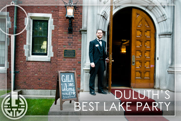 Duluth's Best Party on the Lake - Gala 2016