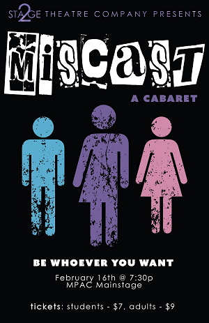 Miscast: A Cabaret