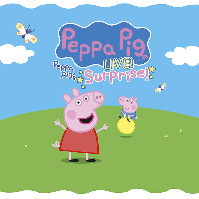 Peppa Pig Live! Peppa's Surprise