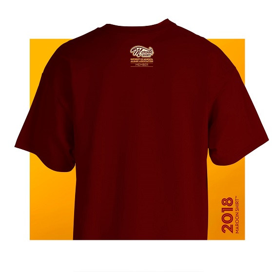 Alumni Association 2018 Maroon Shirt Campaign