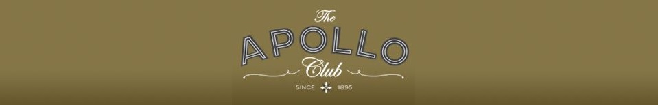 Apollo Club banner