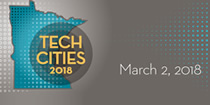 Tech Cities 2018 - March 2, 2018