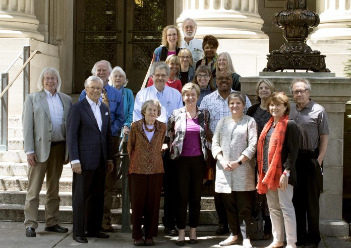 Friends of the University Libraries Board Members