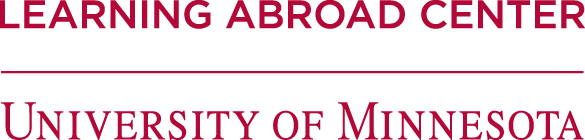 UMN Learning Abroad Center