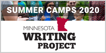 MN Writing Project Summer Camps