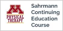 Physical Therapy Sahrmann Continuing Education Course