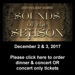 2017 Holiday Soiree - Sounds of the Season