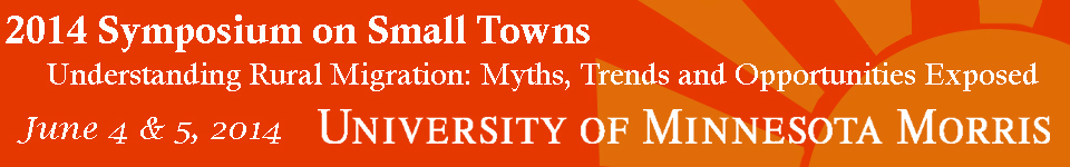2014 Symposium on Small Towns