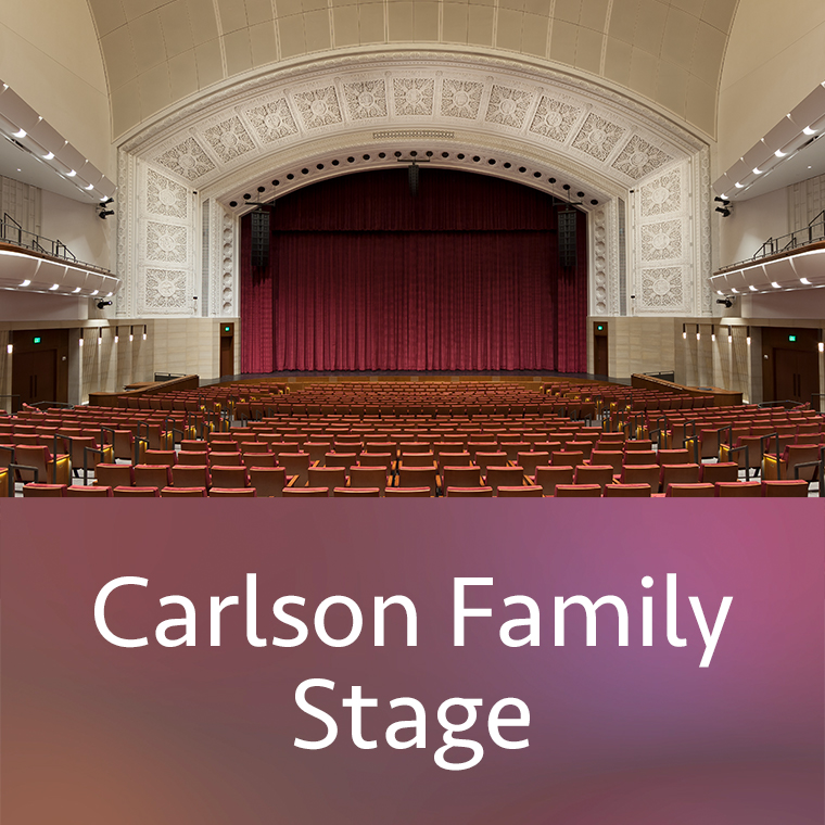 Carlson Family Stage