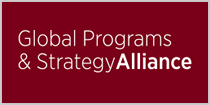 Global Programs & Strategy Alliance